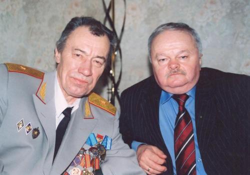 Генерал-майор Николай Алексеевич Шам