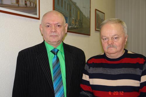 Генерал-лейтенант Алексей Юрьевич Савин