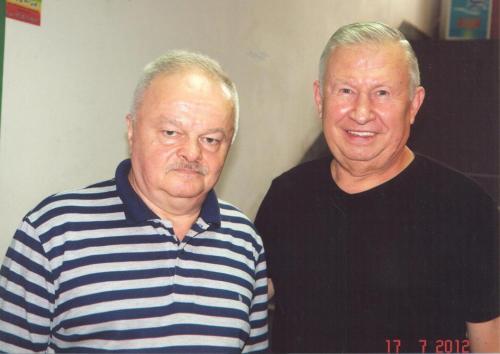 Генерал-майор Борис Константинович Ратников