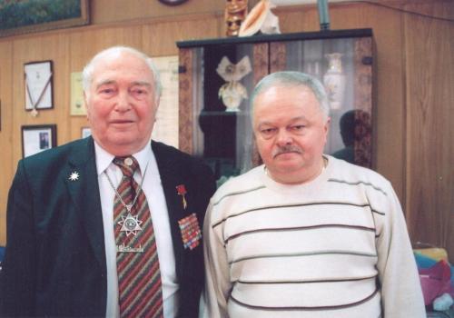 Яков Григорьевич Гальперин